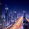 Commercial Image Licensing - Dubai Skyscrapers