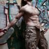 Model : Simon Howard