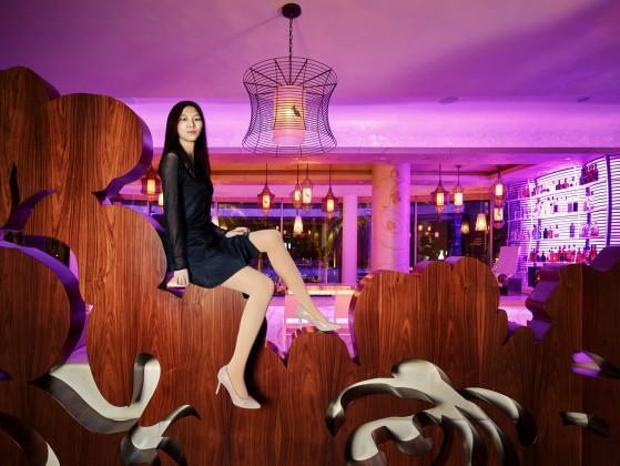 W Singapore : Abby