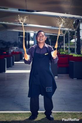 Client : Desert Palm, Dubai