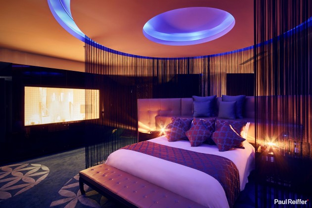 Client : W Hotels, Doha