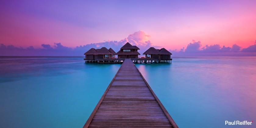Client : Huvafen Fushi, Maldives