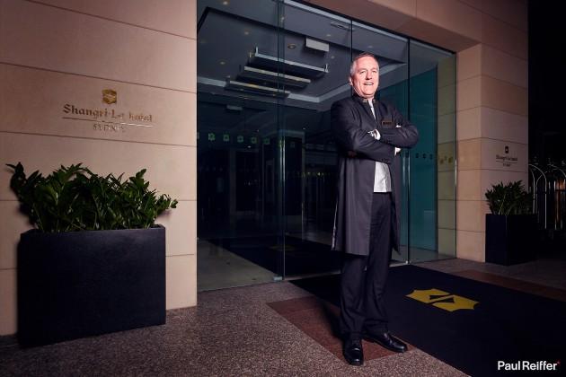 Client : Shangri-La Hotel, Sydney