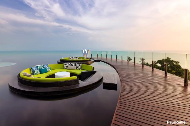 Client : W Hotels, Koh Samui