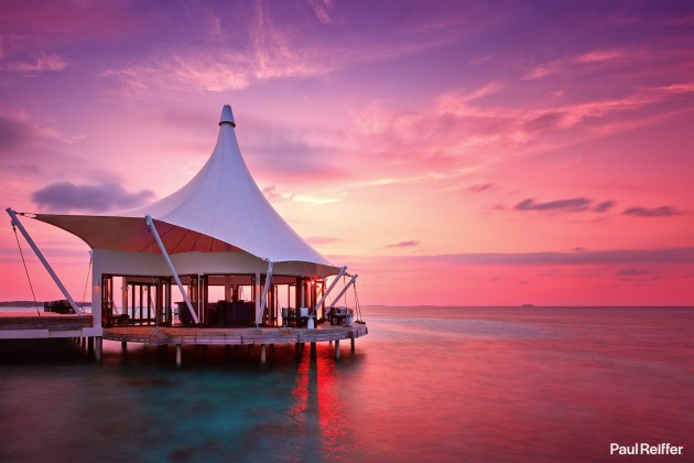 Commercial Image Licensing - Niyama Maldives