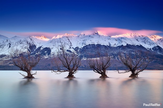 Commercial Image Licensing - Glenorchy - Rise Up