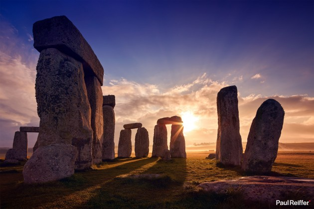 Commercial Image Licensing - Stonehenge