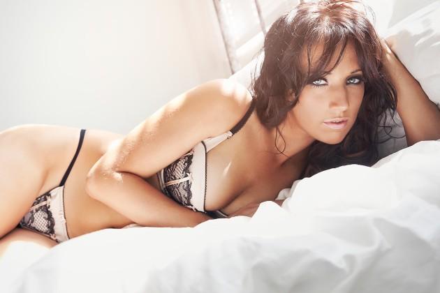 Model : Gemma Perry