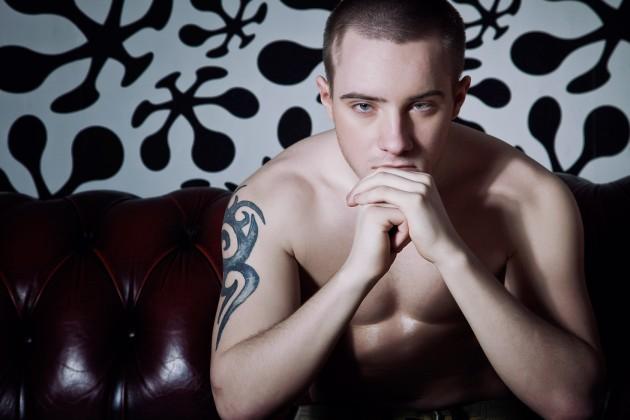Model : Paul Jordan