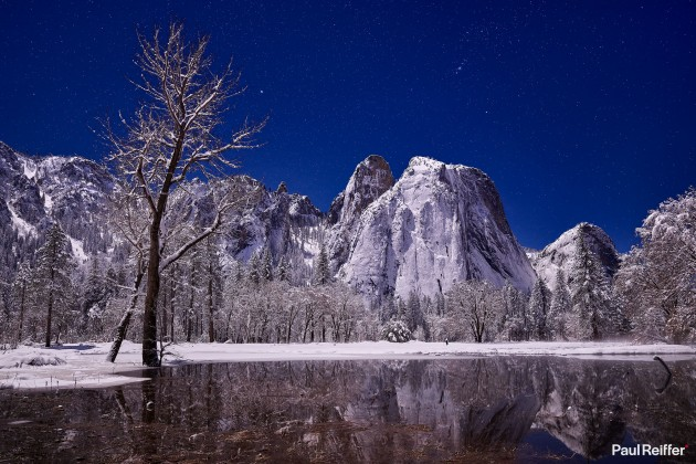 Location : Yosemite National Park, USA