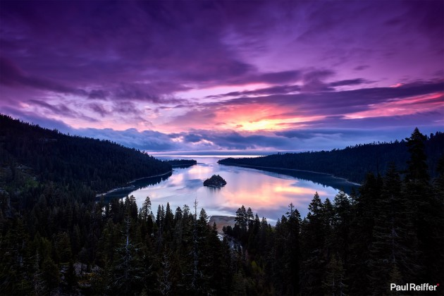Location : Lake Tahoe, USA