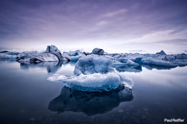 "Location : Jokulsarlon, Iceland <a href=""https://www.paulreiffer.com/buy-prints/float/"">- Buy the limited edition print</a>"