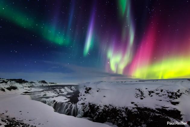 Location : Gullfoss, Iceland