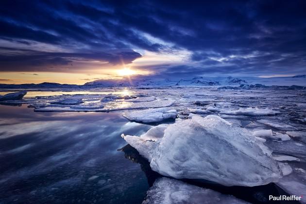 Location : Jokulsarlon, Iceland
