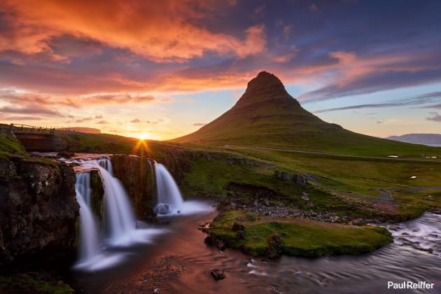 Location :Kirkjufellsfoss, Iceland
