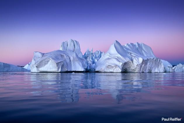 Location : Ilulissat, Greenland