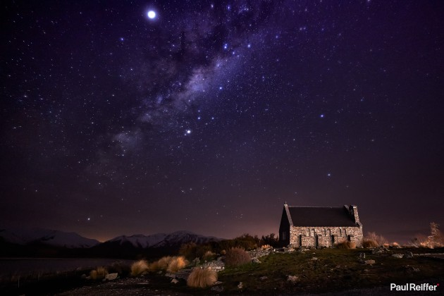 Location : Tekapo, New Zealand