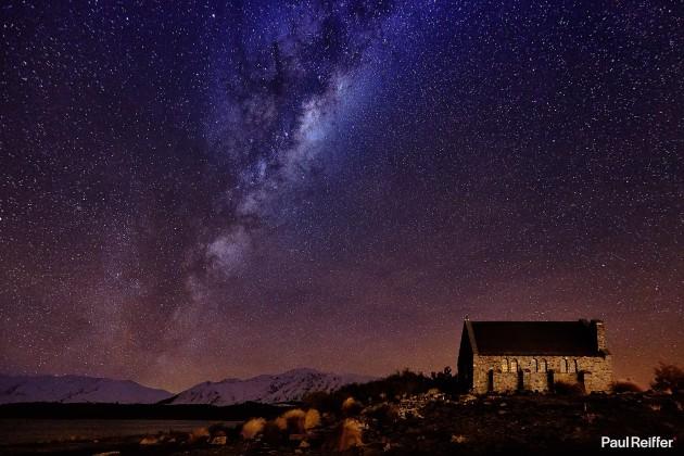 Location : Tekapo, New Zealand