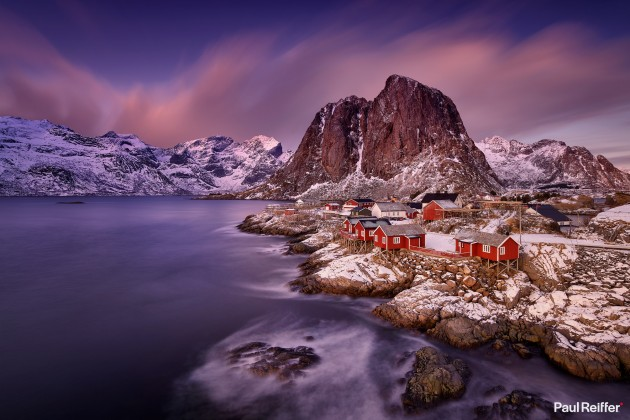 Location : Lofoten, Norway