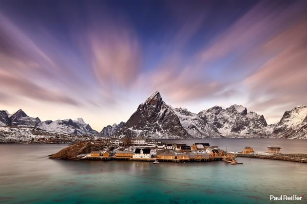 Location : Lofoten, Norway