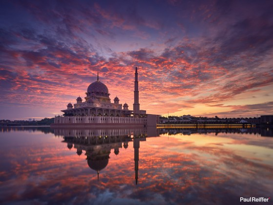 "Location : Putrajaya, Malaysia <a href=""https://www.paulreiffer.com/buy-prints/serenity/"">- Buy the limited edition print</a>"