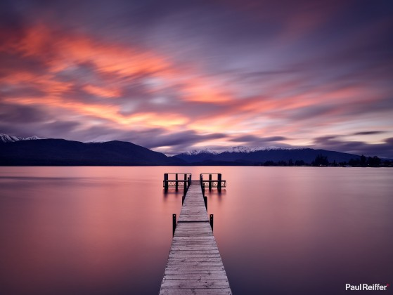 Location : Te Anau, New Zealand