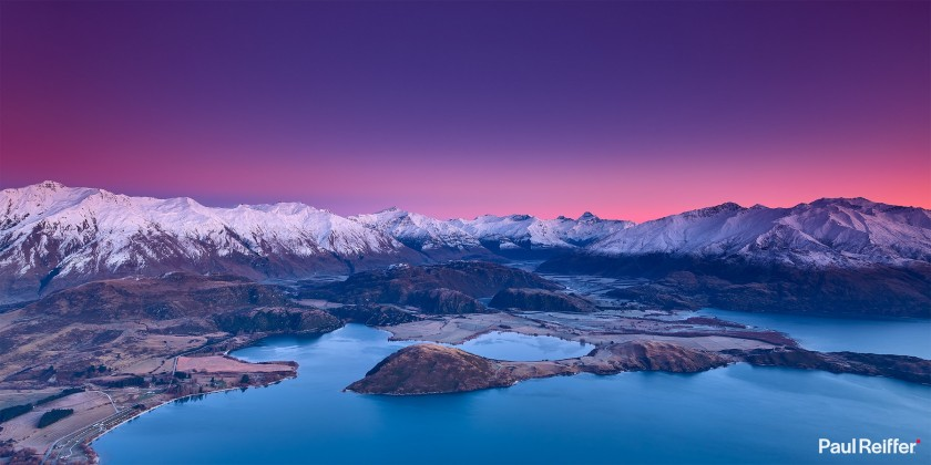Location : Wanaka, New Zealand