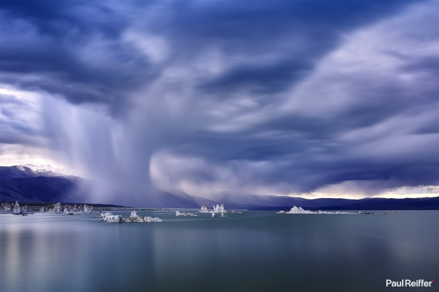 "Location : Mono Lake, USA <a href=""https://www.paulreiffer.com/buy-prints/skyfall/"">- Buy the limited edition print</a>"