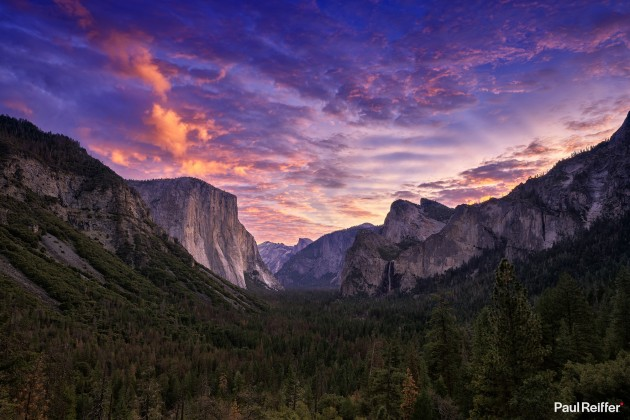 Location : Yosemite, USA