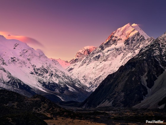 "Location : Aoraki Mt Cook, New Zealand <a href=""https://www.paulreiffer.com/buy-prints/whisper/"">- Buy the limited edition print</a>"