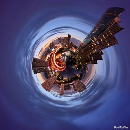 Tiny Planets - Bangkok
