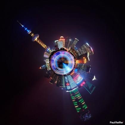 Tiny Planets - Shanghai 2