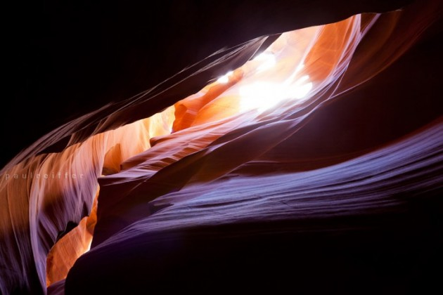 Antelope Canyon Photograph, Page, Arizona AZ - Paul Reiffer - Professional Photographer Landscape