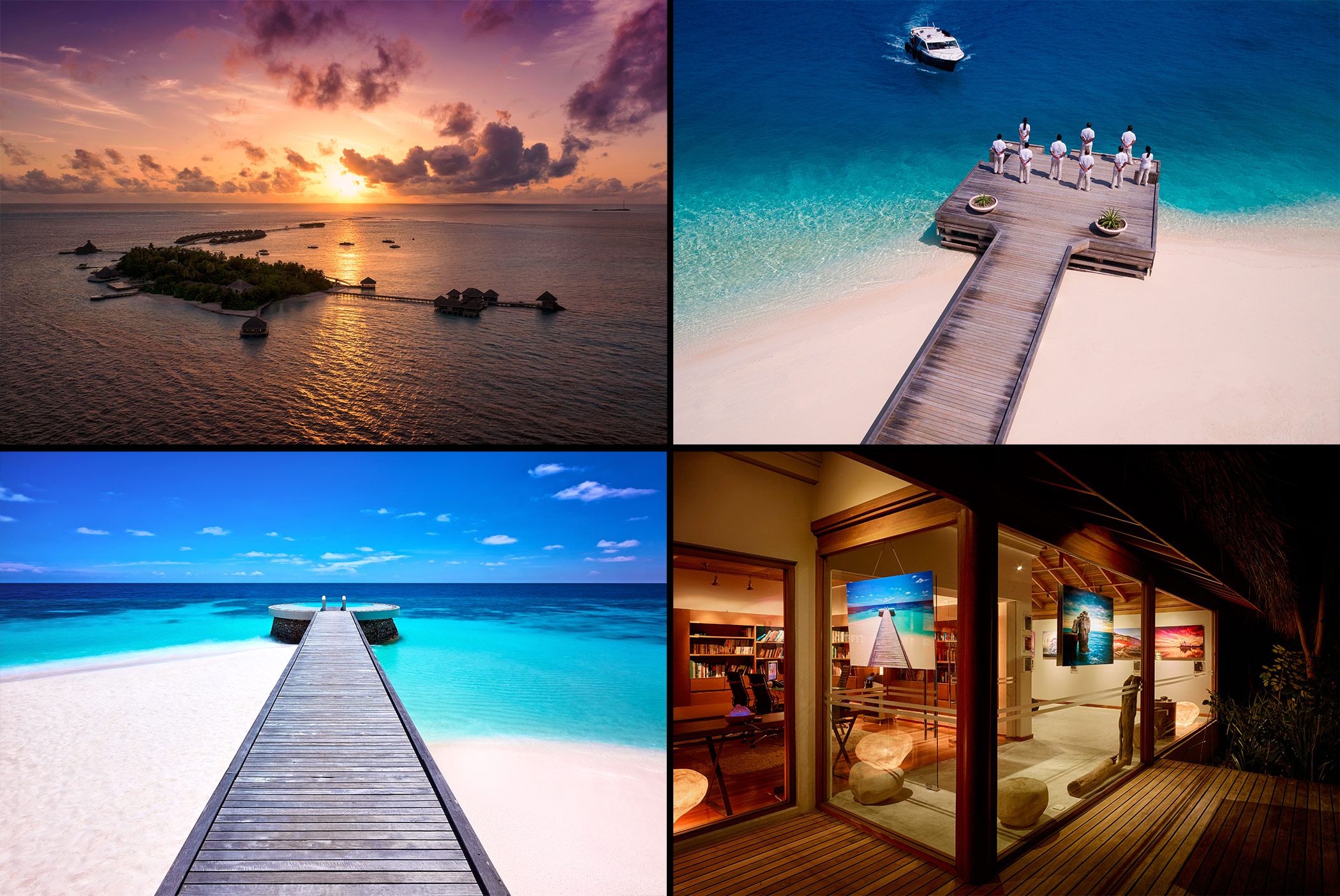 featured image bts behind scenes building worlds most exclusive gallery maldives pr hf huvafen fushi paul reiffer